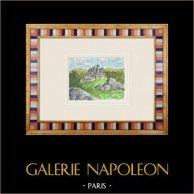 Imaginäre Schloss - Schloss von Rauzan - Gironde - Frankreich (Henriette Quillier)