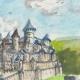 DÉTAILS 02 | Château imaginaire - Château de Rauzan - Gironde - France (Henriette Quillier)