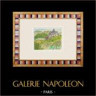 Castillo imaginario - Castillo Curton - Gironda - Francia (Henriette Quillier)