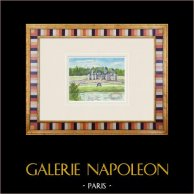 Castillo imaginario - Castillo de Malle en Preignac - Gironda - Francia (Henriette Quillier)