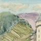 DÉTAILS 01 | Château imaginaire - Saint-Émilion - Tour du Roy - Gironde - France (Henriette Quillier)