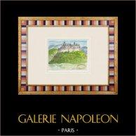 Imaginary Castle - Fronsac - Gironde - France (Henriette Quillier)