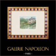 Imaginary Castle - Cagès - Illats - Gironde - France (Henriette Quillier)