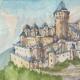 DÉTAILS 01 | Château imaginaire - Château de Landiras - Gironde - France (Henriette Quillier)