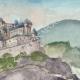 DÉTAILS 02 | Château imaginaire - Château de Landiras - Gironde - France (Henriette Quillier)