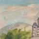 DÉTAILS 01 | Château imaginaire - Coutras - Villa romaine - Gironde - France (Henriette Quillier)