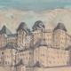 DÉTAILS 02 | Château imaginaire - Coutras - Villa romaine - Gironde - France (Henriette Quillier)