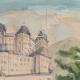DÉTAILS 05 | Château imaginaire - Coutras - Villa romaine - Gironde - France (Henriette Quillier)