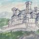 DÉTAILS 01   Château imaginaire - Château des Quat'Sos - La Réole - Gironde - France (Henriette Quillier)