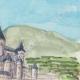 DÉTAILS 05 | Château imaginaire - Auros - Château medieval - Gironde - France (Henriette Quillier)
