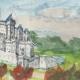 DÉTAILS 02 | Château imaginaire - Château de La Motte Nangis - Seine-et-Marne - France (Henriette Quillier)