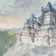 DÉTAILS 01 | Château imaginaire - Houdan - Donjon - Ile de France - France (Henriette Quillier)
