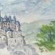 DÉTAILS 02 | Château imaginaire - Houdan - Donjon - Ile de France - France (Henriette Quillier)