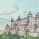 DÉTAILS 02 | Château imaginaire - Château de Bertichères - Chaumont-en-Vexin - Oise (Henriette Quillier)