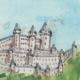 DÉTAILS 05 | Château imaginaire - Château de Bertichères - Chaumont-en-Vexin - Oise (Henriette Quillier)