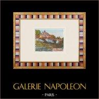 Imaginary Castle - La Roquebrussanne - Var - France (Henriette Quillier)
