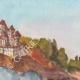 DÉTAILS 02 | Château imaginaire - La Roquebrussanne - Var - France (Henriette Quillier)