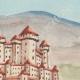 DÉTAILS 02 | Château imaginaire - Château d'Entrechaux - Vaucluse - France (Henriette Quillier)