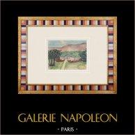 Imaginary Castle - Bon Repos - Avignon - Vaucluse (Henriette Quillier)