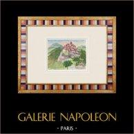 Imaginary Castle - Castelgaillard - Haute-Garonne - France (Henriette Quillier)