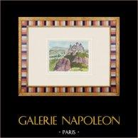 Imaginary Castle - Valréas - Vaucluse - France (Henriette Quillier)