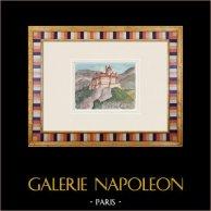 Imaginary Castle - Fontaine-de-Vaucluse - Vaucluse - France (Henriette Quillier)