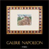 Imaginary Castle - Buoux - Vaucluse - France (Henriette Quillier)