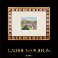 Imaginary Castle - Sault - Vaucluse - France (Henriette Quillier)