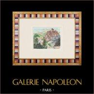Imaginary Castle - Venasque - Vaucluse - France (Henriette Quillier)