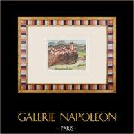Imaginary Castle - Chartreuse de Bonpas - Vaucluse - France (Henriette Quillier)