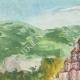 DÉTAILS 01 | Château imaginaire - Beaumont-du-Ventoux - Vaucluse - France (Henriette Quillier)