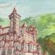 DÉTAILS 02 | Château imaginaire - Beaumont-du-Ventoux - Vaucluse - France (Henriette Quillier)