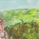 DÉTAILS 05 | Château imaginaire - Beaumont-du-Ventoux - Vaucluse - France (Henriette Quillier)