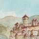 DÉTAILS 02 | Château imaginaire - Uchaux - Le Castelas - Vaucluse - France (Henriette Quillier)
