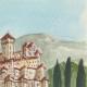 DÉTAILS 05 | Château imaginaire - Uchaux - Le Castelas - Vaucluse - France (Henriette Quillier)