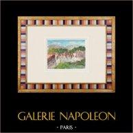 Castelo imaginário - Pertuis - Vaucluse - França (Henriette Quillier)