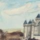 DÉTAILS 01 | Château imaginaire - L'Île-d'Yeu - Vendée - France (Henriette Quillier)
