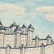 DÉTAILS 02 | Château imaginaire - L'Île-d'Yeu - Vendée - France (Henriette Quillier)