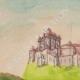 DÉTAILS 01   Château imaginaire - Château de Pouzauges - Vendée - France (Henriette Quillier)