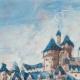 DÉTAILS 02   Château imaginaire - Château de La Flocellière - Vendée - France (Henriette Quillier)