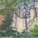 DÉTAILS 03 | Château imaginaire - Château de La Flocellière - Vendée - France (Henriette Quillier)
