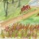 DÉTAILS 03   Château imaginaire - Maillezais - Vendée - France (Henriette Quillier)