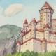 DÉTAILS 01   Château imaginaire - Mervent - Vendée - France (Henriette Quillier)