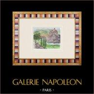 Castelo imaginário - La Ganache - Les Epesses - Vendéia - França (Henriette Quillier)
