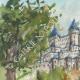 DÉTAILS 01 | Château imaginaire - La Mothe-Freslon - Le Champ-Saint-Père - Vendée - France (Henriette Quillier)