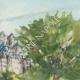 DÉTAILS 02 | Château imaginaire - La Mothe-Freslon - Le Champ-Saint-Père - Vendée - France (Henriette Quillier)