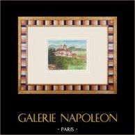 Castelo imaginário - Puy-Greffier - Vendéia - França (Henriette Quillier)