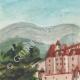 DÉTAILS 01 | Château imaginaire - Puy-Greffier - Vendée - France (Henriette Quillier)