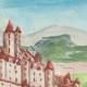 DÉTAILS 02 | Château imaginaire - Puy-Greffier - Vendée - France (Henriette Quillier)
