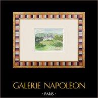 Castelo imaginário - Saint-Sornin - Vendéia - França (Henriette Quillier)